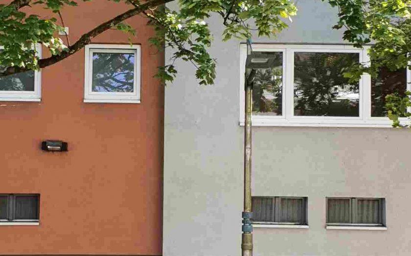 Leere Fenster in Strundorf