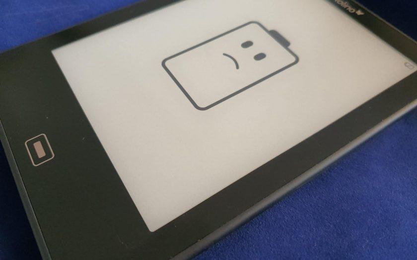 eReader liefern Produkte mit eingeschränkter Verwendung